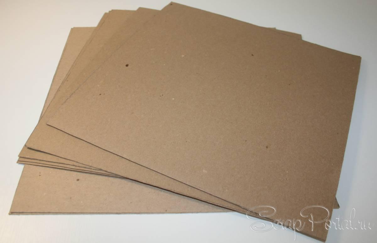 Как сделать бумагу твёрдой 673