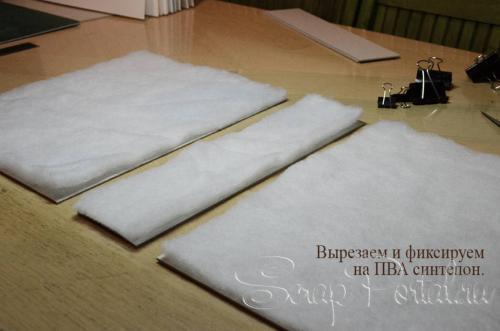 Как сделать ткань твёрже